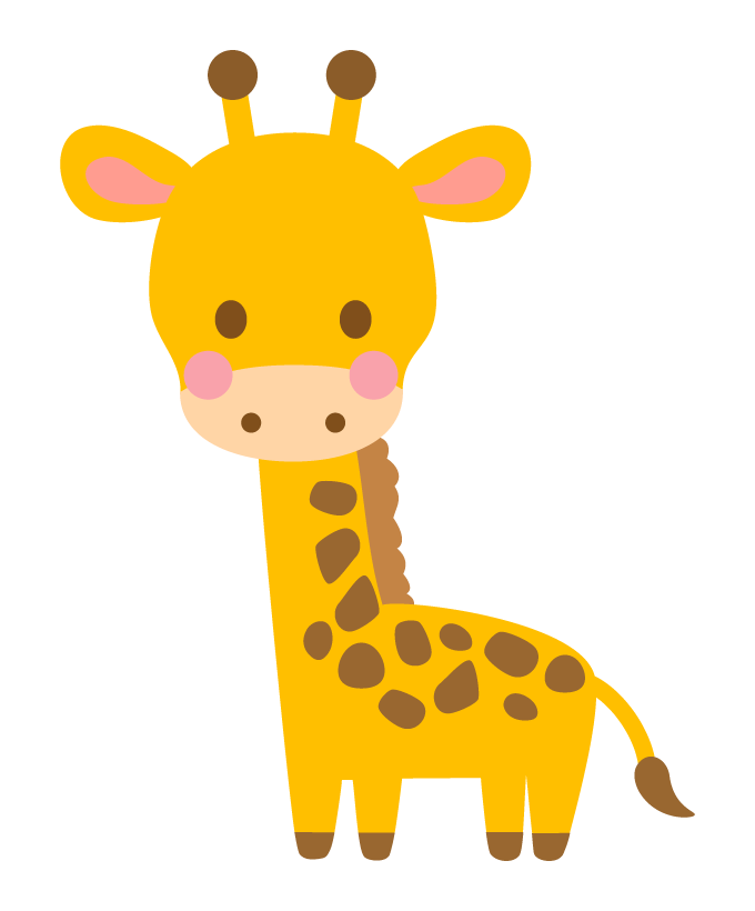 animal_cute_kirin_giraffe_4191